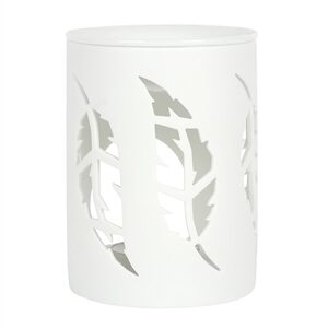 Cutout Feather Wax Melter